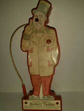 Vintage W.C Fields Red Nose Battery Te 00004000 ster-American Noveltronics-1974