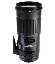Sigma f/2.8 SLR Camera Lenses for Nikon