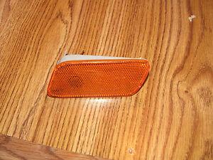 96-99 MERCEDES BENZ E-CLASS FRONT SIDE MARKER LIGHT LH OEM DRIVER