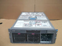 HP Compaq Proliant DL580 G2 Server Quad Xeon CPUs 4GB SCSI RAID