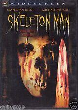 Skeleton Man (DVD, 2005) Casper Van Dien, Michael Rooker