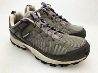 Women's Columbia Switchback 2 Shoes Sneaker Size 10.5 Brown Green Trail Hiking