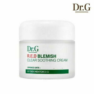 [Dr.G] Red-Blemish Clear Soothing Cream 70ml ⭐Tracking⭐