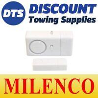 Milenco Sleep Safe Alarm comprises 6 window & door alarms 2028 Caravan Motorhome