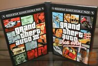 Grand Theft Auto Double Pack Complete GTA3 Xbox VERY Fast Shipping Worldwide!!!
