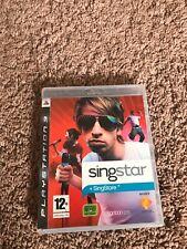 Juego Playstation 3 Singstar