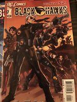 Black Hawks New 52! # 1 2 3 4 5 6 7  Dc Comics 2011