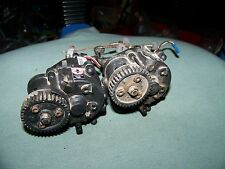 traxxas 1/10 3.3 2.5 revo fwd & reverse opti drive 2spd tranny rc monster parts