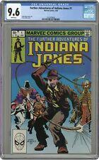 Further Adventures of Indiana Jones #1 CGC 9.6 1983 2107479025