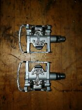 Shimano Pedals PD-M324 SPD Dual sided Platform MTB Alloy Cycling
