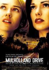 MULHOLLAND DRIVE Affiche Cinéma Originale ROULEE 53x40 Movie Poster David Lynch