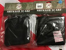 SHEMAGH BLACK disaster tactical bugoutbag GIFT4537 #24 ROTHCO prepper paintbal 2