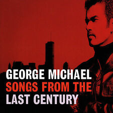 GEORGE MICHAEL SONGS FROM THE LAST CENTURY CD NEW