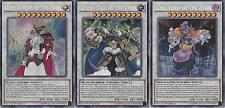 Yugioh Complete Nordic Deck - 40 Cards + Thor, Odin, Loki, Valk **HOT** + Bonus