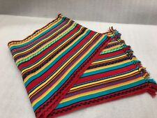 New Peru Brazil Indian Boho Tablecloth Table Runner Tapestry Dresser Scarves 66�