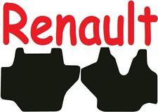 Qualità Su Misura Deluxe Tappetini auto Renault Maxity 2007-2017 ** Nero ** Camion Van