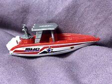 2000 Mattel Matchbox Diecast Mhc Patrol Toy Speed Boat