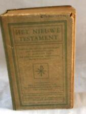HET NIEUWE TESTAMENT 1947