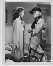 """The Arnelo Affair"" Frances Gifford Eve Arden 1947 Orig Promotion Movie Still"