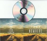 ALISTAIR GRIFFIN From Nowhere 2014 UK 11-track promo test CD Kimberley Walsh