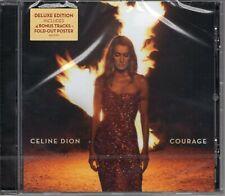 CELINE DION - Courage (deluxe edition) + 4 bonus tracks (2019) CD