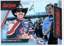 2017 Panini Torque Trackside #T10 Richard Petty