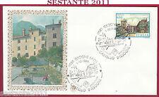 ITALIA FDC FILAGRANO VILLE CASTELLO D'ISSOGNE ISSOGNE AO 1986 Y340