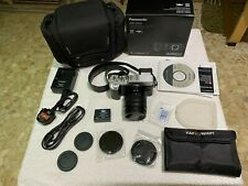 Panasonic LUMIX GX8 Kit, with 14-140 f3.5-5.6, Excellent, + Extras