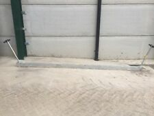 Concrete Tamper Beam  Screed  12foot Long£150inc Vat
