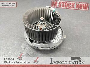 VOLKSWAGEN GOLF MK5 05-09 USED BLOWER MOTOR 1K2820015F AC HEATER AIR FAN VW