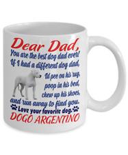 Dogo Argentino dog,Argentine Dogo,Argentine Mastiff,Dogo,Dogo dog,Cup,Coffee Mug