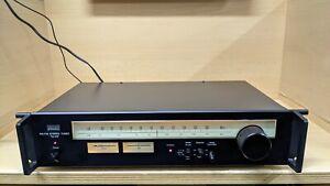 Sansui TU-317 Stereo Tuner AM / FM + Rackmounts