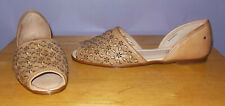 Gorgeous Pikolinos Floral Cut-Out Open Toe Flat Sandals 41 Euro 10.5-11 US