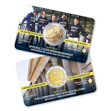 Coincard 2 euros BELGIQUE 2017 français - 200 ans de l'Université de Ghent - UNC