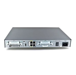 Cisco 1841 Integrated Services Router + 1GB Flash + WIC-2T Serial Interface