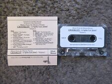 "V/A ""CROOKLYN-A SPIKE LEE JOINT VOL.1"" ADVANCE PROMO CASSETTE 1994 OST RARE"