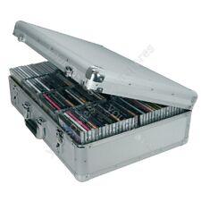 Citronic Aluminium CD Flight Cases - case, 120 CDs - CDA:120