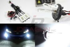 H4/9003/Hb2 6000K Pure White Single Filament 35W Slim AC Canbus Ballast HID Kit