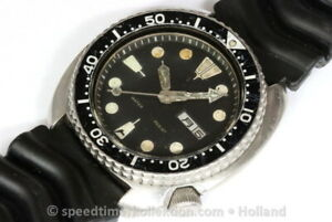 Seiko Divers 6306-7000 hacking and automatic - Serial nr. 675732