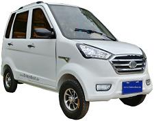 ElektroAuto DAISY Kleinwagen 5 Türen Luxus Kabinen für 4 Personen bis 25kmh