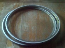 1 PAIR NOS MAVIC CXP30 32 HOLE CLINCHER RIMS