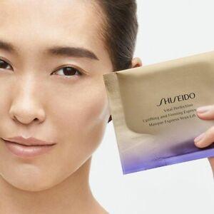 Shiseido  New Vital-Perfection Uplifting and Firming Express Eye mask. 2sheets