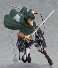 "ATTACK ON TITAN / SHINGEKI NO KYOJIN - LEVI ACKERMAN ""RIVAILLE"" FIGURE #213"