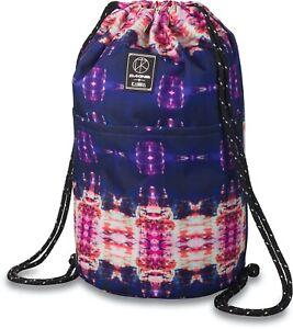 Dakine Womens Backpack - Cinch Pack 17L - Kassia - RRP £22 - School, Gym Bag