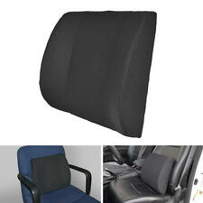 Lumbar Cushion Back Support Travel Pillow Memory Foam Car Seat Home Office Chair