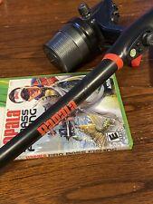 Fishing Rapala Game w/ Rod & Reel Controller Xbox 360