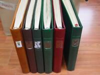 Sammlung DDR postfrisch komplett in 6 Lindner-Alben mit T-Vordruckseiten (et2)