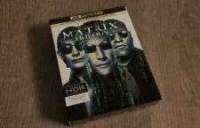 New ListingThe Complete Matrix Trilogy - 4K Ultra Hd Blu-ray 6 Disc Set - No Digital Codes