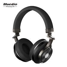 Bluedio T3 (Turbine) Active Noise Cancelling Kopfhörer Bluetooth 4.2 schwarz