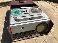 Rare 1955 Vintage Simon Sound SP/1 Reel/Reel portable tape recorder
